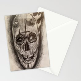 Sinful Death Stationery Cards