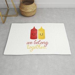 We Belong Together Rug