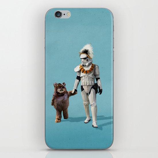 Star Wars Buddies iPhone & iPod Skin