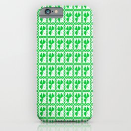 Luck of the Irish iPhone Case