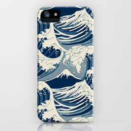 Sea Wave iPhone Case