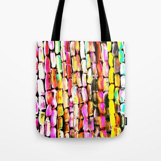 Orange Sugarcane Tote Bag