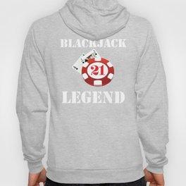 Blackjack Legend Hoody