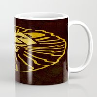 simba Mugs featuring Simba/Lion King by Jide