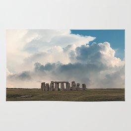 Stonehenge III Rug