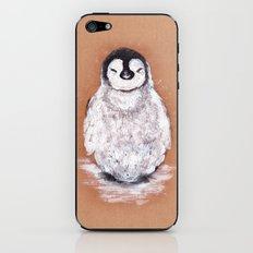 Happy Penguin iPhone & iPod Skin