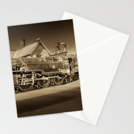 Loco Motion Stationery Cards
