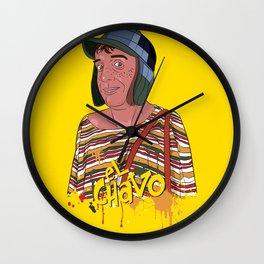 El Chavo del Ocho - Chespirito  Wall Clock