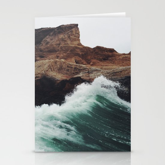 Montaña Wave Stationery Cards