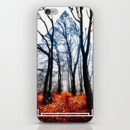 Yonder Through The Forest Go iPhone Skin