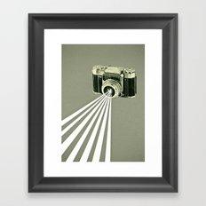 Depth of Field Framed Art Print