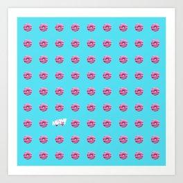 ONMTP - MIAM! Art Print