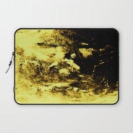 Yellow Shroud Laptop Sleeve