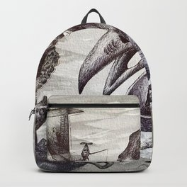 the collector Backpack