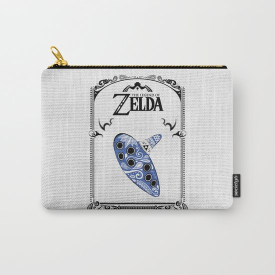 Zelda legend - Ocarina of time Carry-All Pouch