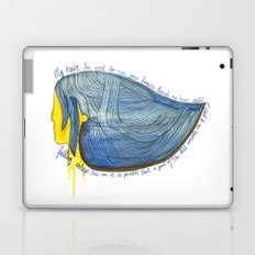 My hair Laptop & iPad Skin
