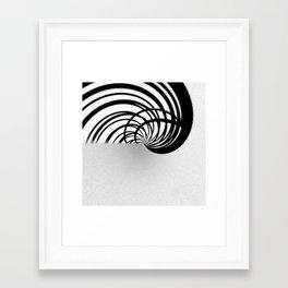 spirale Framed Art Print