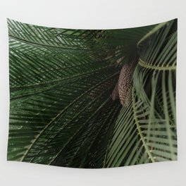 Fruit of palm tree Wall Tapestry