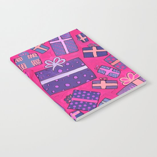 Gifts and presents ! Notebook