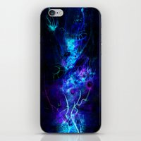 metroid iPhone & iPod Skins featuring Metroid: Phazon by FirebornForm