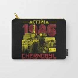 CHERNOBYL 1986 Carry-All Pouch