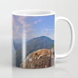 Sunrise on Little Adam's Peak Sri Lanka Coffee Mug