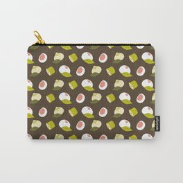 Dim sum pattern Carry-All Pouch