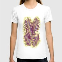 palms T-shirts featuring Palms by  Agostino Lo Coco