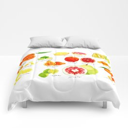 Citrus Comforters