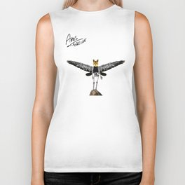 Amos Fortune Resolution Creature Biker Tank