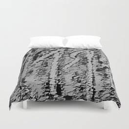 Loneliness Fears 56 Duvet Cover