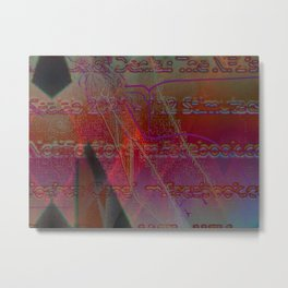 097 (2014 CTRL F11) Metal Print