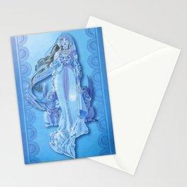 Iberian fantasy Stationery Cards