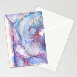 Sleeping Dancer Stationery Cards