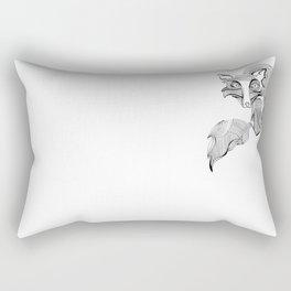 Reynard Fox Rectangular Pillow