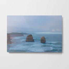 Australian Coastline 4 Metal Print