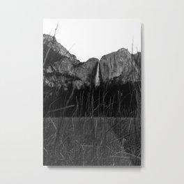 Yosemite Falls VI Metal Print