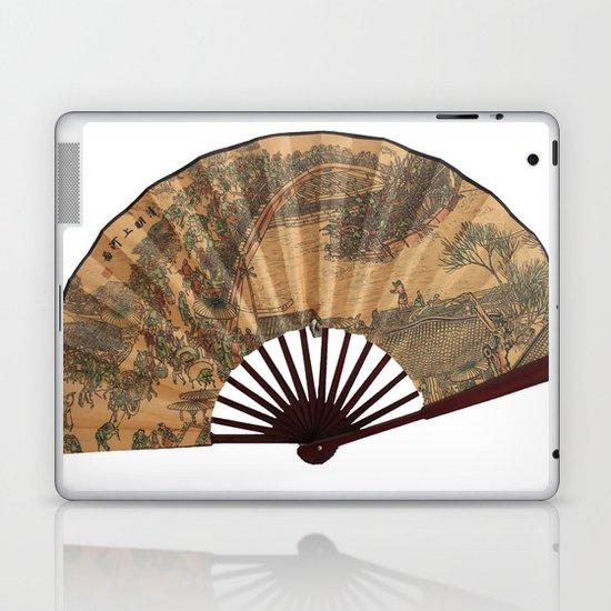 Japanese fan Laptop & iPad Skin