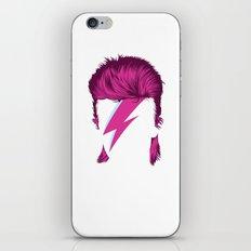 Bowie / Ziggy iPhone & iPod Skin