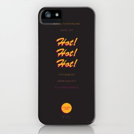 Opening Lines - Sexy Beast iPhone Case
