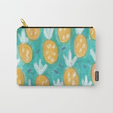 Fresh Pineapples Carry-All Pouch
