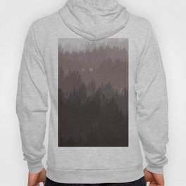 The cold forest Hoody