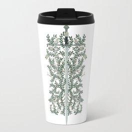 Flame of the West Travel Mug