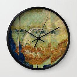 Vincent Van Gogh #11 Wall Clock