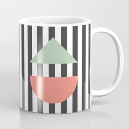 Stripes Geometric Coffee Mug