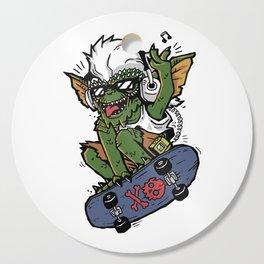 Gremlin Style Cutting Board