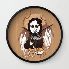 John Milton Holy Writer Wall Clock