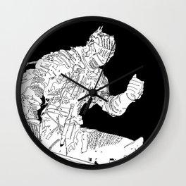 Soul of Cinder Wall Clock