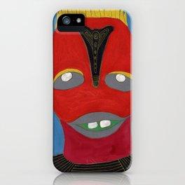 Head 174 iPhone Case
