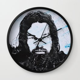 Leonardo DiCaprio -The revenant Wall Clock